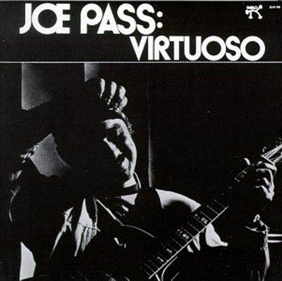 JOE PASS - Virtuoso cover