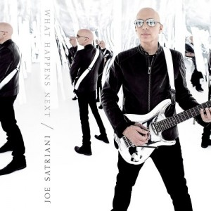 JOE SATRIANI - What Happens Next cover