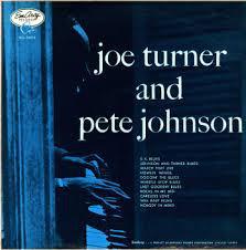 JOE TURNER - Joe Turner And Pete Johnson cover