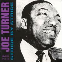 JOE TURNER - Stride by Stride cover