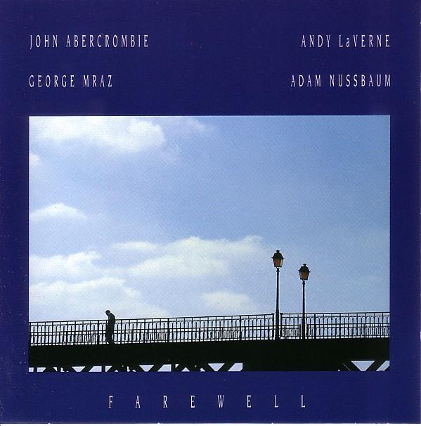 JOHN ABERCROMBIE - Farewell cover