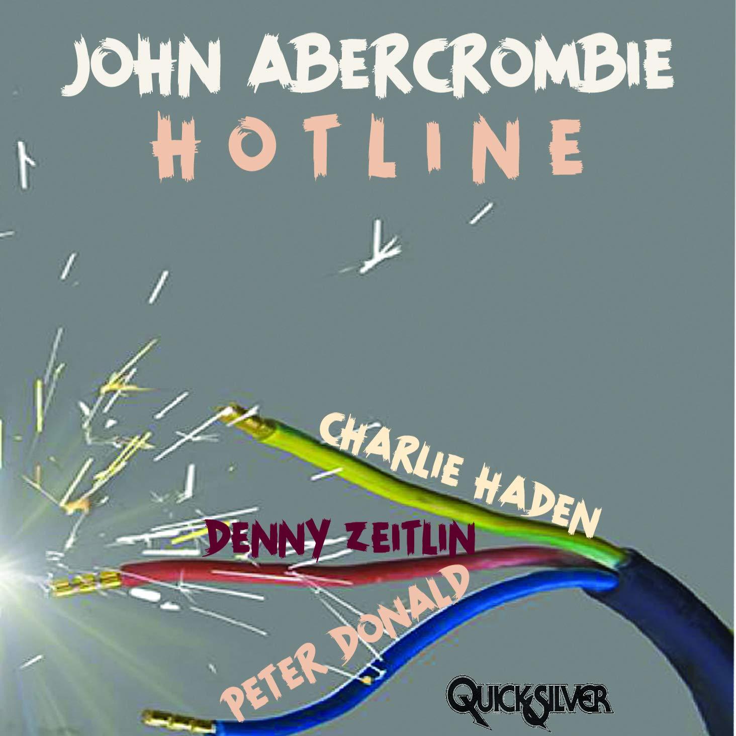 JOHN ABERCROMBIE - Hotline cover
