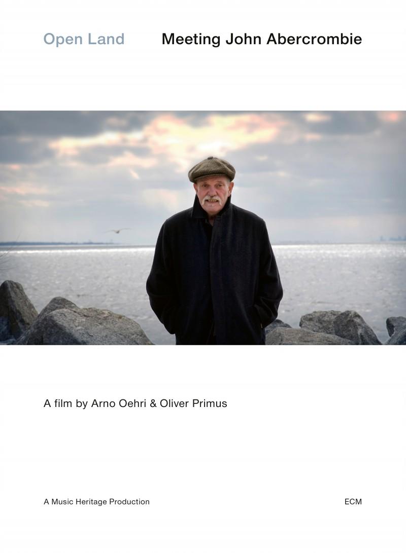 JOHN ABERCROMBIE - Open Land - Meeting John Abercrombie cover