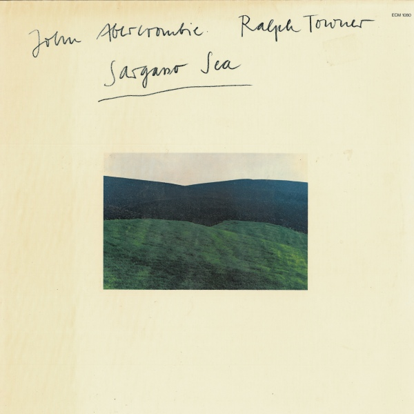 JOHN ABERCROMBIE - Sargasso Sea (with Ralph Towner) cover