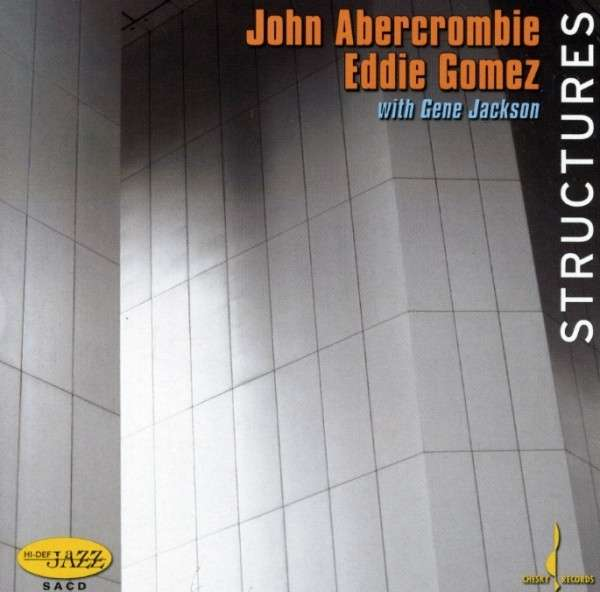 JOHN ABERCROMBIE - Structures cover