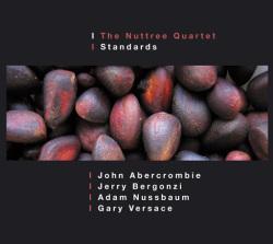 JOHN ABERCROMBIE - The Nuttree Quartet - Standards cover