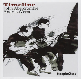 JOHN ABERCROMBIE - Timelines (with Andy LaVerne) cover