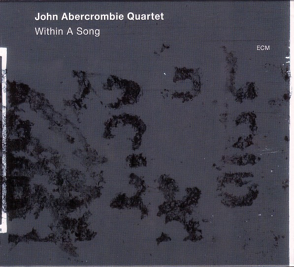 JOHN ABERCROMBIE - Within A Song cover