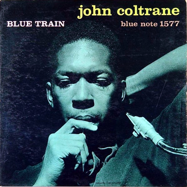 JOHN COLTRANE - Blue Train cover