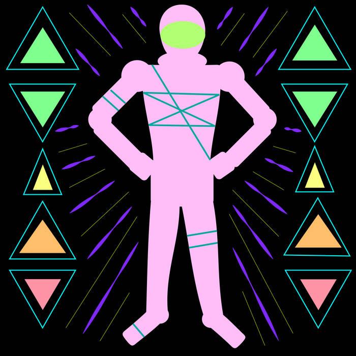 JOHN DANIEL RAY - Vintage Astronaut cover