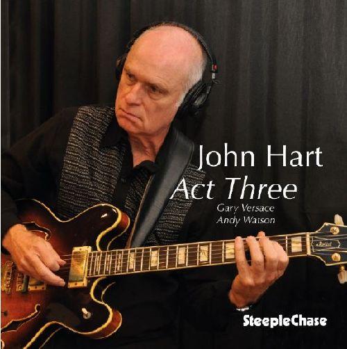 JOHN HART - Act Three cover