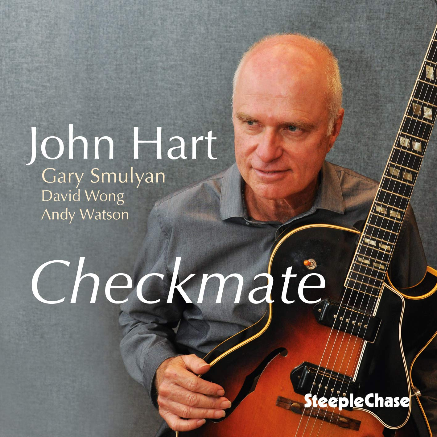 JOHN HART - Checkmate cover