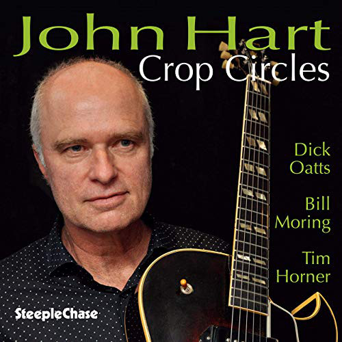 JOHN HART - Crop Circles cover