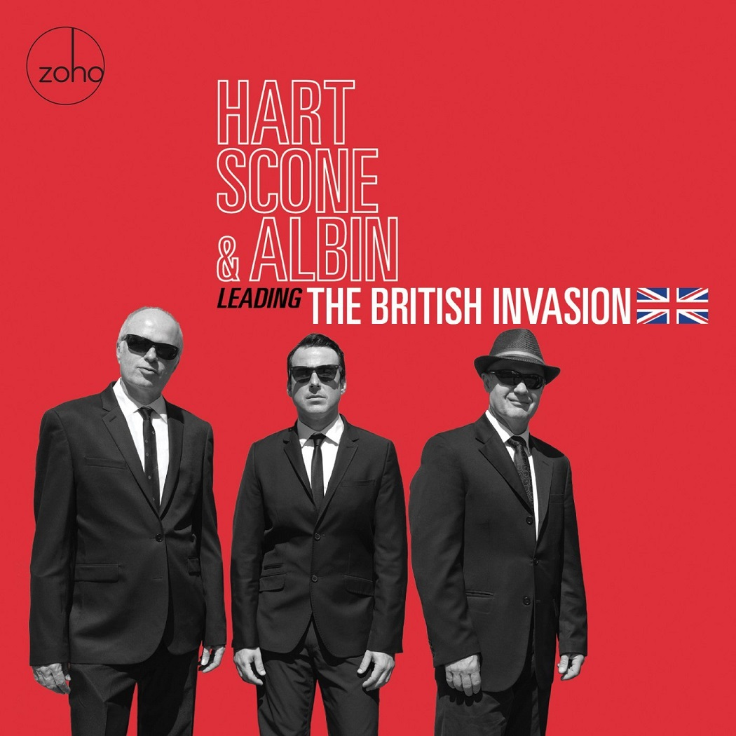 JOHN HART - Hart, Scone & Albin : Leading the British Invasion cover