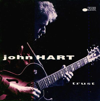 JOHN HART - Trust cover