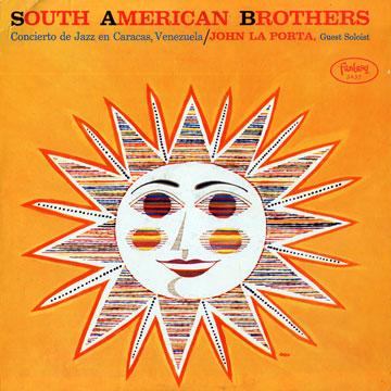 JOHN LAPORTA - south american brothers cover
