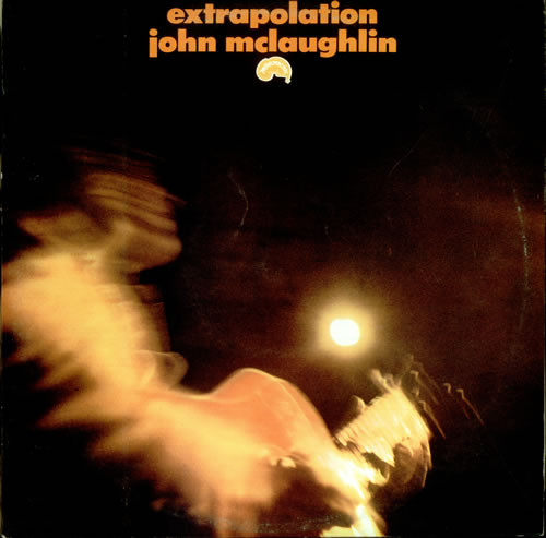 JOHN MCLAUGHLIN - Extrapolation cover