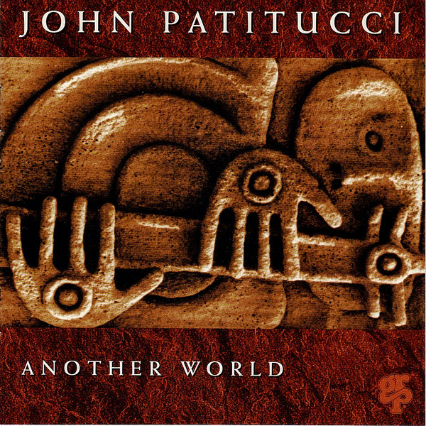 JOHN PATITUCCI - Another World cover
