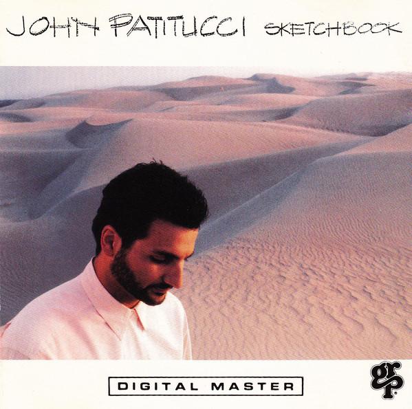 JOHN PATITUCCI - Sketchbook cover