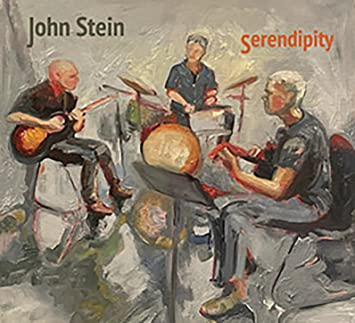 JOHN STEIN - Serendipity cover