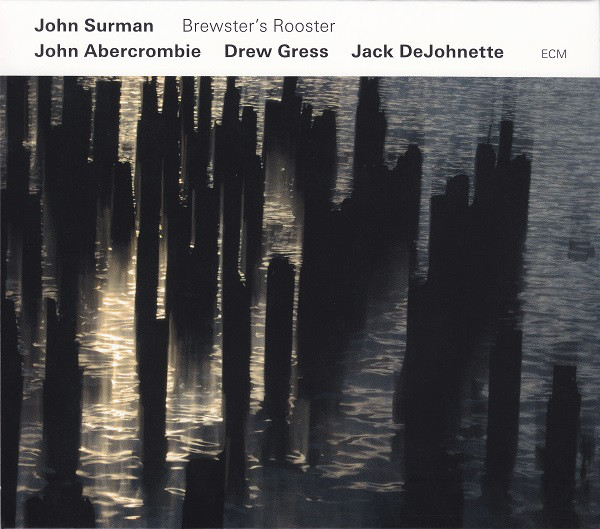 JOHN SURMAN - Brewster's Rooster cover