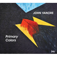JOHN VANORE - Primary Colors cover