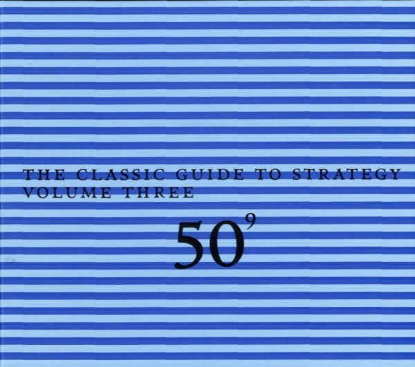 JOHN ZORN - 50th Birthday Celebration, Volume 9 - The Classic Guide to Strategy, Volume 3: The Fire Book cover