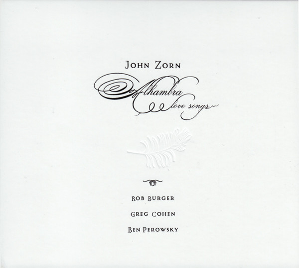 JOHN ZORN - Alhambra Love Songs cover