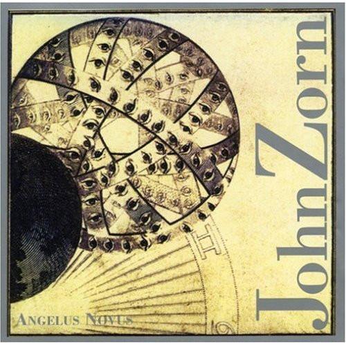 JOHN ZORN - Angelus Novus cover