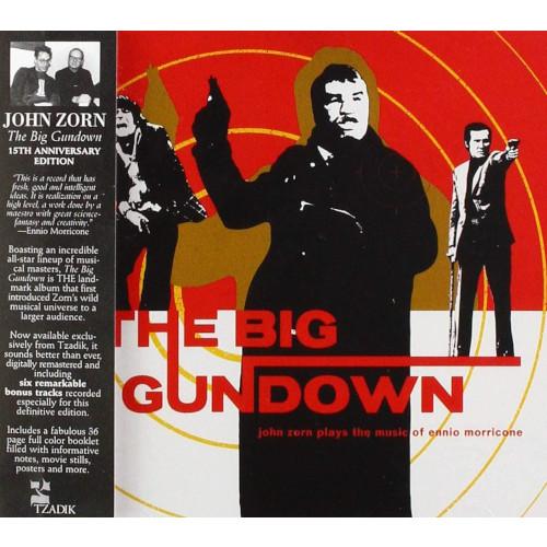JOHN ZORN - Big Gundown 15th Anniversary cover