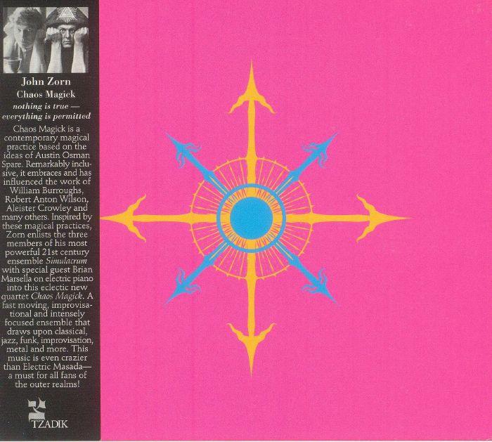 JOHN ZORN - Chaos Magick cover