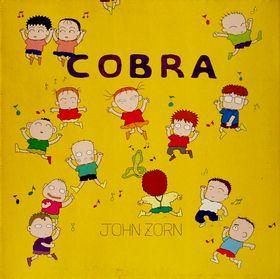 JOHN ZORN - Cobra: Live Version cover
