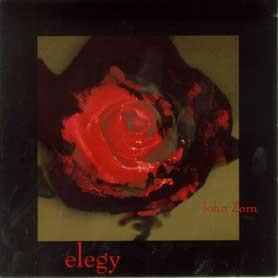 JOHN ZORN - Elegy cover