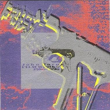JOHN ZORN - Filmworks: 1986-1990 (aka Filmworks I: 1986-1990) cover