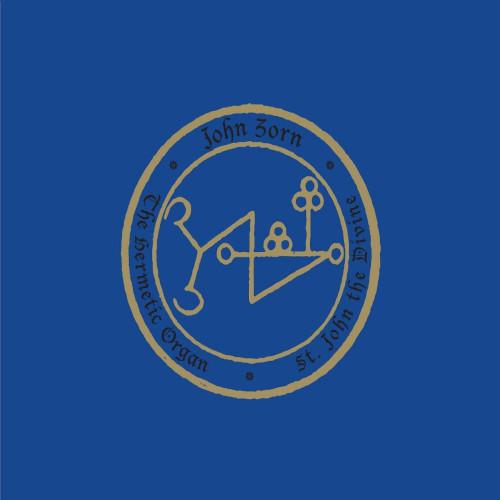 JOHN ZORN - Hermetic Organ Vol.7 St. John The Divine cover