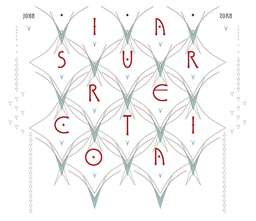 JOHN ZORN - Insurrection cover