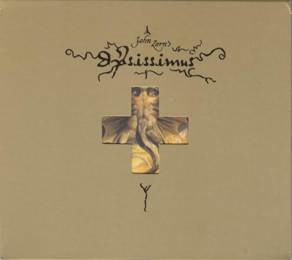 JOHN ZORN - Ipsissimus (with Moonchild Trio) cover