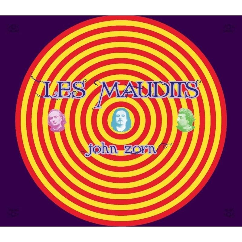 JOHN ZORN - Les Maudits cover