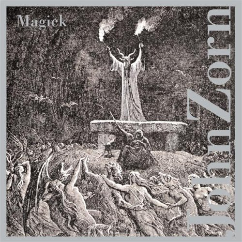 JOHN ZORN - Magick cover