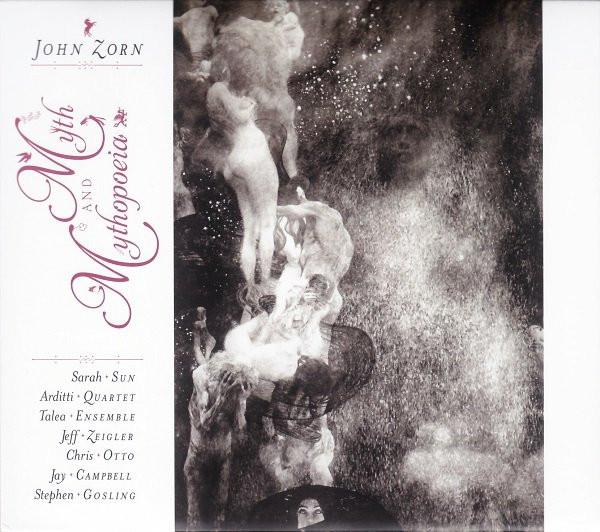 JOHN ZORN - Myth And Mythopoeia cover
