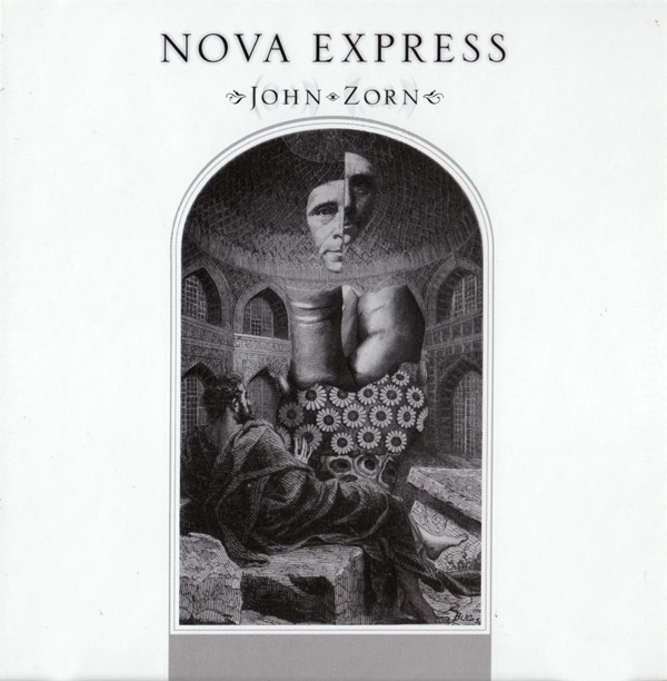 JOHN ZORN - Nova Express cover
