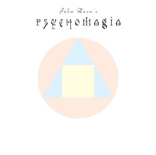 JOHN ZORN - Psychomagia cover