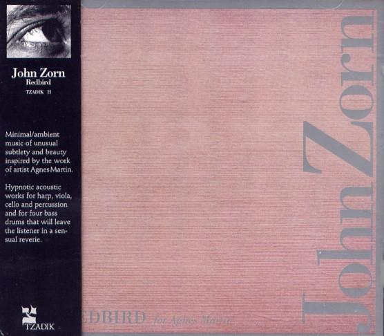 JOHN ZORN - Redbird cover