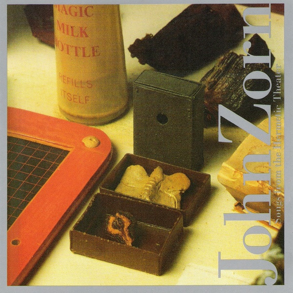 JOHN ZORN - Songs from the Hermetic Theater cover