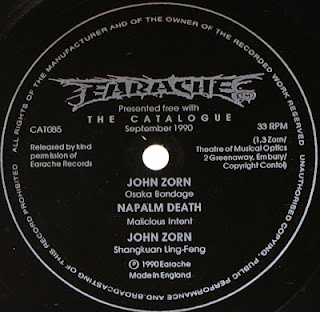 JOHN ZORN - The Catalogue cover