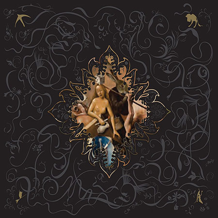 JOHN ZORN - The Garden Of Earthly Delights cover