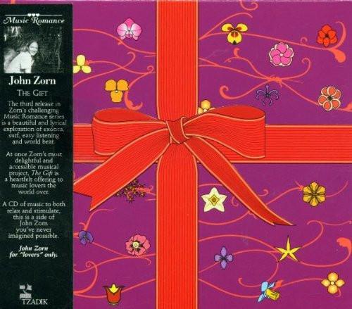 JOHN ZORN - The Gift (Music Romance Series Vol.3) cover
