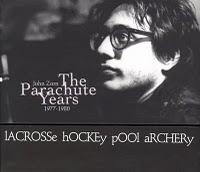 JOHN ZORN - The Parachute Years: 1977-1980 cover
