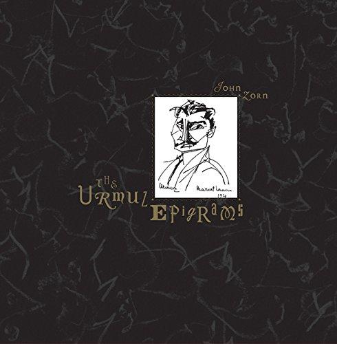 JOHN ZORN - The Urmuz Epigrams cover