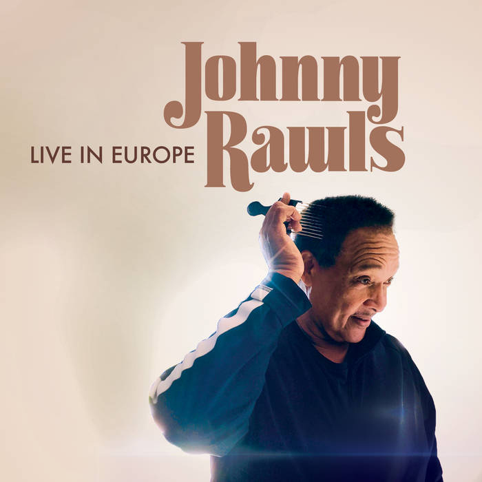 JOHNNY RAWLS - Live in Europe cover
